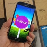 Galaxy S4 no brand riceve Lollipop