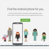 Google find the android phone