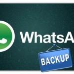 Backup WhatsApp: ecco tutte le alternative (no root)